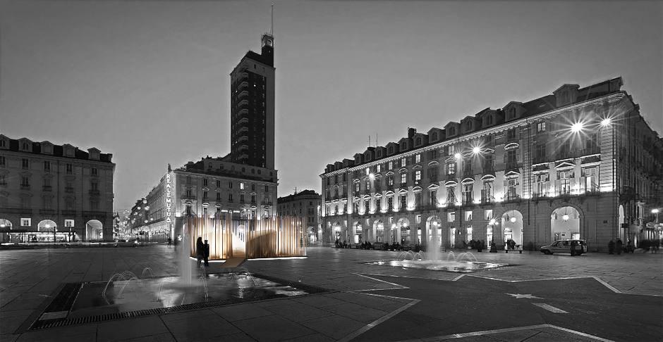 Torino info pavilon