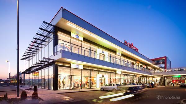 Alphapark Shopping Centre